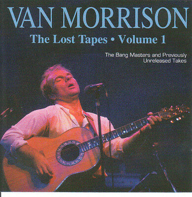 Van Morrison The Lost Tapes Volume 1 The Bang Masters Cd