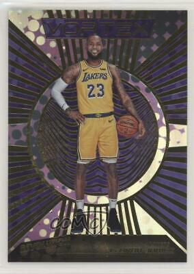 46dc7338d4d 2018 Panini Revolution Vortex #1 LeBron James Los Angeles Lakers Basketball  Card