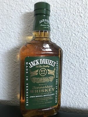 Jack Daniel's Green 375 Ml  Glass Heritage ( No Sb Heritage )
