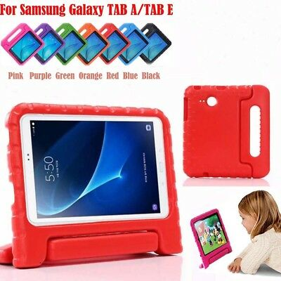 Children Kid Case Safe EVA Foam Cover Skin For Samsung Galaxy Tab A/Tab E Tablet
