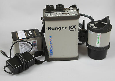 Elinchrom Ranger RX Speed Portable Flash System with S Head with Battery