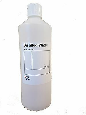 Distillée Eau 1L - Pure Chem
