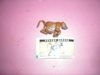 Yowie Yowies Series 5 Charma Baboon With Paper Intact