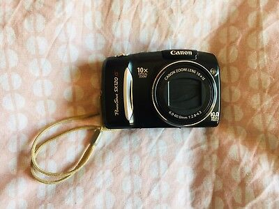 Fotocamera Canon Powershot Sx120 Is