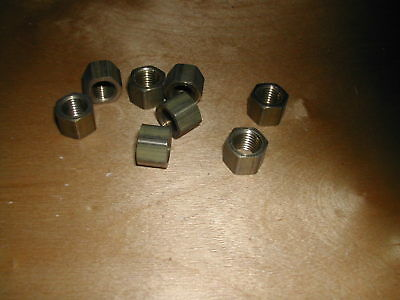 Alfa Romeo Special Brass Exhaust Manifold Nuts  -New--