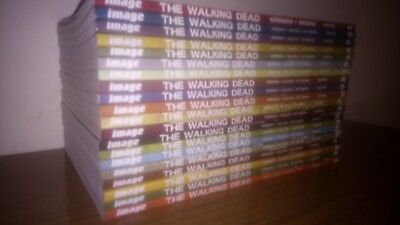 Collection THE WALKING DEAD Vol 1-20 Graphic Novels Image Comics