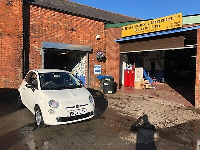 2014 Fiat 500 Pop 1.2  Low Mileage  Full Mot