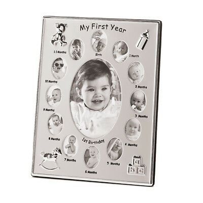 My First Year Photo Frame 10039783