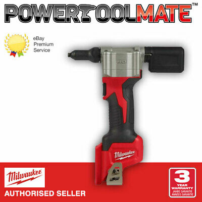 Milwaukee M12BPRT-0 Pop Rivet Tool 12V Bare Unit
