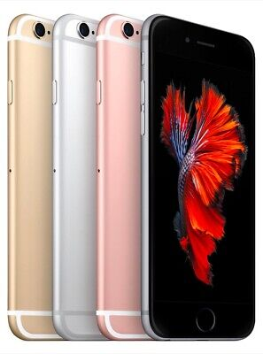 Apple iPhone 6S / 16GB 32GB 64GB 128GB / Gold Grau Silber Roségold