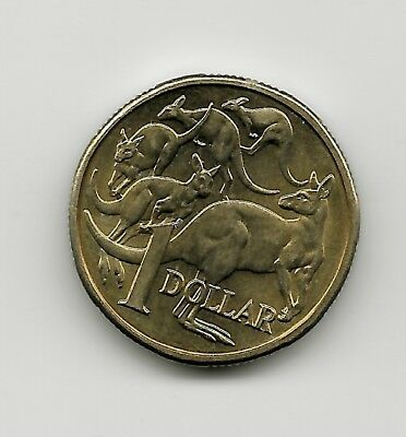 World Coins - Australia 1 Dollar 1985 Coin KM# 84
