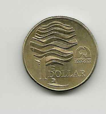 World Coins - Australia 1 Dollar 1993 Commemorative Coin KM# 208