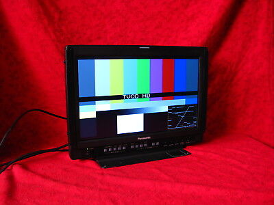 Panasonic Bt-Lh1760P Hd High Definition Color Video And Waveform Monitor