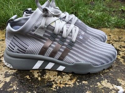 save off dcfe1 7e568 Adidas ® EQT SUPPORT MID ADV PK Size 10 UK Mens Trainers Grey B37407 NEW  BOXED