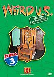 Weird U S Real Tales Of The Bizarre Volume 3 (Dvd, 2005)