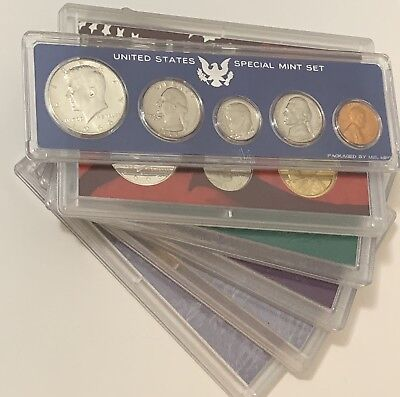 Us Coin Mint Proof Sets Collection Lot...SEE DESCRIPTION
