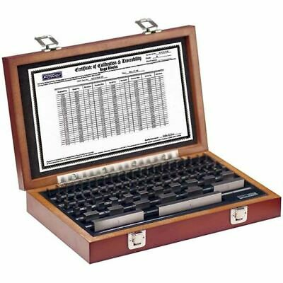 Fowler 53-670-080 81 Piece Precision Gage Block Sets - Number of Pieces: 81, Gra