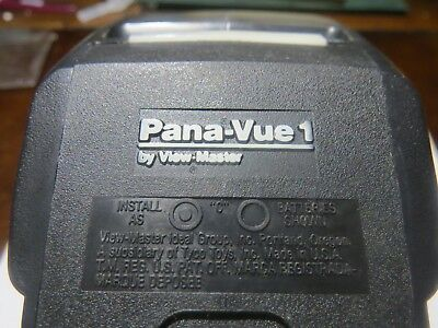 Vintage View Master PANA-YUE  Lighted 2x2 Slide Viewer. Ships Free.