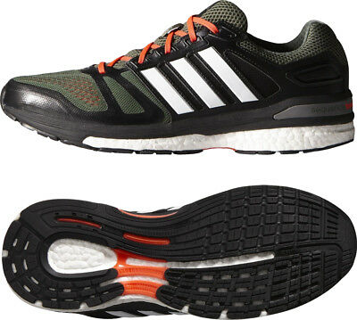 3a4a67b06 ADIDAS SUPERNOVA SEQUENCE Boost Mens Running Shoes - Green - EUR 57 ...