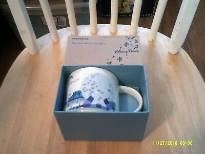 Disney Parks Starbucks YOU ARE HERE Collection EPCOT Mug 2015