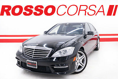 2011 Mercedes-Benz S-Class  2011 Mercedes-Benz S63 AMG ($155K MSRP) FRESH SERVICE / NEW TIRES / GREAT DEAL