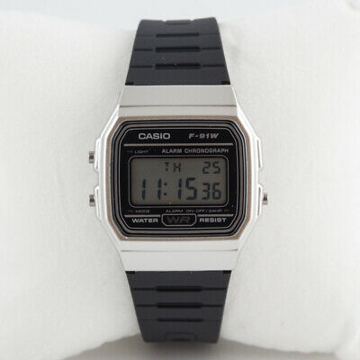 Casio F-91WM-7ACF Digital Wrist Watch Unisex Unisex New and in Original Box