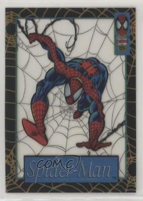 1994 Fleer Marvel Cards The Amazing Suspended Animation #7 Spider-Man Card 6f8