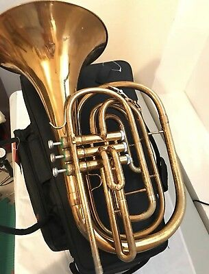 King 1122 Mellophone
