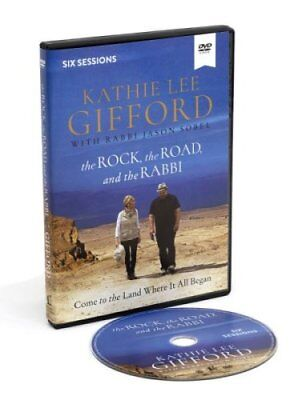 The Rock, the Road, and the Rabbi - DVD Study