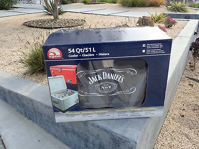 Jack Daniels Old No.7 Cooler 54QT Beer Cooler From Jack Daniels Store Give Away