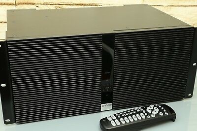 NEW BARCO MCM 100s External warping blending color matching HD / WUXGA Projector