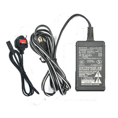 Genuine Sony AC-LS5B AC Adapter Charger Power Supply For AC-LS5 AC-LS5A AC-LS5K