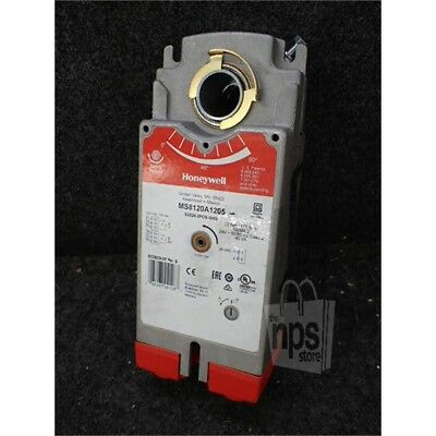 Honeywell MS8120A1205 Electric Actuator, 24VAC, 175 lb-in