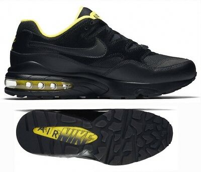 New NIKE Air Max 94 Mens sneakers shoes black yellow all sizes