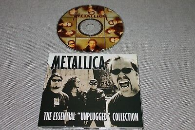 Metallica - The Essential Unplugged Collection - 1Cd Digipack Live Acoustic 1997