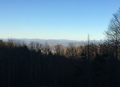 Mountain Top Land for Sale in Burke County, NC