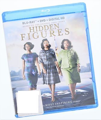 Hidden Figures Blu-Ray + DVD + Digital HD