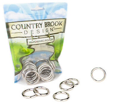 25 - Country Brook Design® 1 Inch Welded Heavy O-Rings
