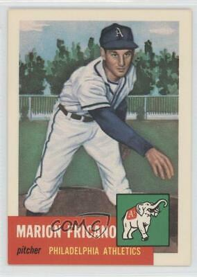 1991 Topps Archives The Ultimate 1953 Set #199 Marion Fricano Baseball Card