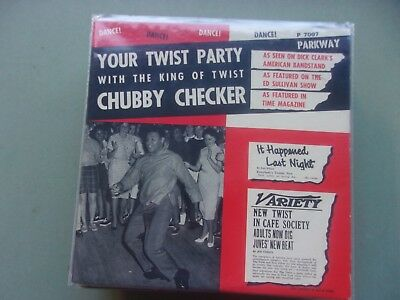 For chubby checker your twist party agree