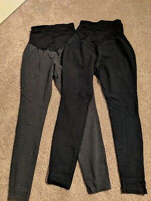 Old navy Size S Maternity leggings - 2 Pairs