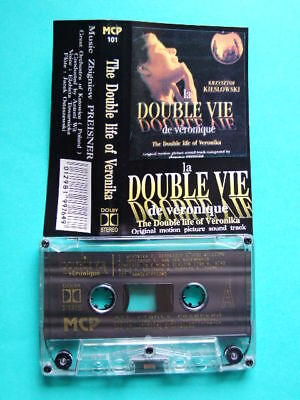 ►►Polish Mc Cassette La Double Vie De Veronique Soundtrack Kieslowski Preisner