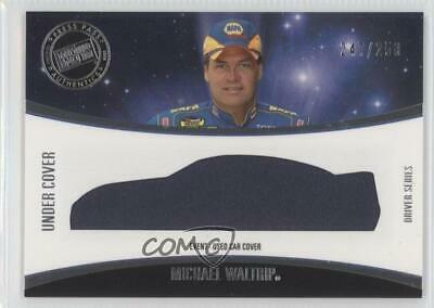 2008 Press Pass Eclipse Under Cover Team Series Silver #UCT13 Michael Waltrip
