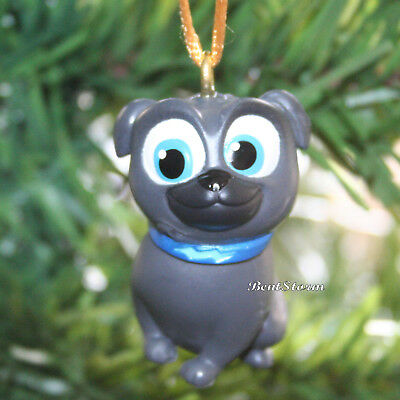 Disney Store Puppy Dog Pals Sketchbook Christmas Ornament Rolly