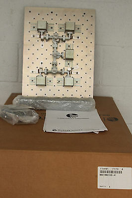 BLONDER TONGUE MA18MISS-4 18 GHz MICROWAVE INTEGRATED SPLITTER SYSTEM NEW