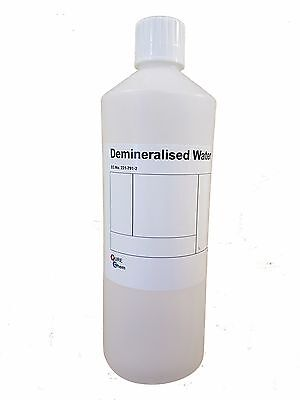 Demineralised Eau 1L - Pure Chem