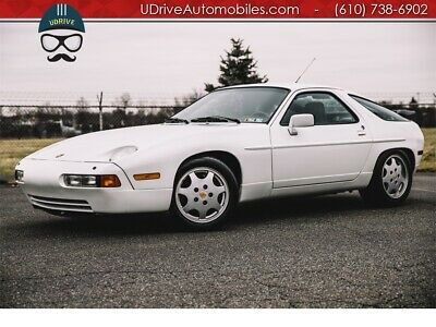 1991 928 928 S4 Automatic $10k in Recent Service History 928 S4 Automatic $10k in Recent Service History White over Marine Blue Inetrior