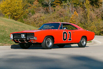 1969 Dodge Charger  Charger General Lee