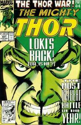 Thor (1966 series) #441 in Near Mint condition. Marvel comics [*qv]