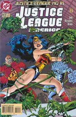 Justice League (1987 series) #112 in Near Mint condition. DC comics [*44]